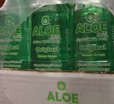 goign to market aloe